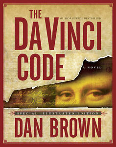 #TelusHelpMeSell The Da Vinci Code, Special Illustrated Edition Kitchener / Waterloo Kitchener Area image 1