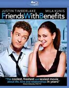 Friends with Benefits Blu Ray