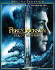 Percy Jackson: Sea of Monsters (Blu-ray/DVD, 2013, 3-Disc Set, Includes Digital Copy; UltraViolet; 3D)