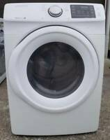 Samsung Electric Dryer, 12 month  warranty