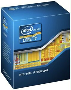 Intel® Core™ i7-3770 Processor  (8M Cache, up to 3.90 GHz)