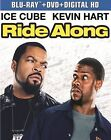 Ride Along (Blu-ray/DVD, 2014, 2-Disc Set, Includes Digital Copy; UltraViolet)
