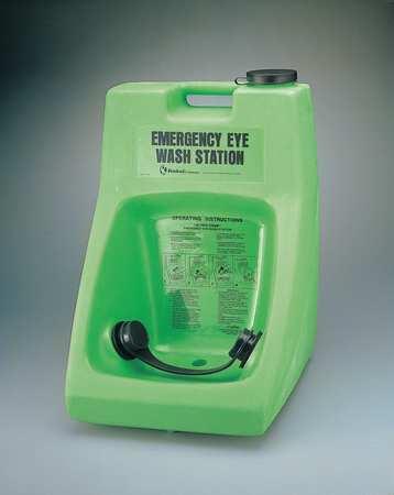 Honeywell 32-000100-0000 Fendall Porta Stream® I; Eyesaline Eyewash Station In