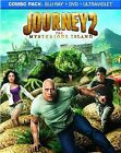 Journey 2: The Mysterious Island (Blu-ray Disc, 2013, Includes Digital Copy; UltraViolet)