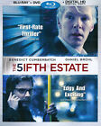 The Fifth Estate (Blu-ray/DVD, 2014, 2-Disc Set, Includes Digital Copy)