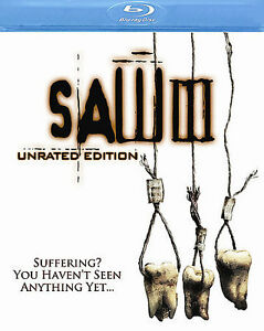 SAW III [BLU-RAY] [BLU-RAY WIDESCREEN] - NEW BLU-RAY