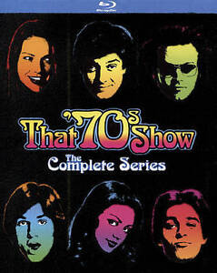 That 70s Show: The Complete Series (Blu-ray Disc, 2015, 18-Disc Set) - NEW!!