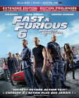 Fast & Furious 6 (Blu-ray/DVD, 2013, 2-Disc Set, Canadian)