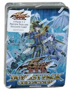 ★ YU-GI-OH! TCG - Duelist Pack Collection 2009 Card Tin Set (Sealed) #NEW