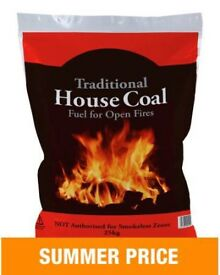 25kg house coal