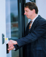 Security System, Access Control, Intercom, Alarm, Networking