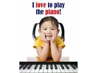 PROFESSIONAL PIANO/KEYBOARD LESSONS