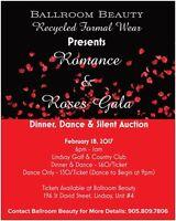 Ballroom Beaut Presents: Romance & Roses Charity Gala