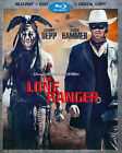 The Lone Ranger (Blu-ray/DVD, 2013, 2-Disc Set, Includes Digital Copy)