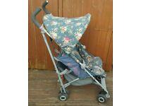 Cath Kidston mclaren pushchair buggy