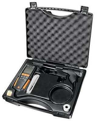 Testo 0563 3100 Combustion Analyzer Kitresidential