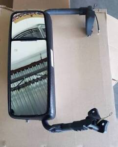 Mirror Volvo VNL 03-17 Chrome High Cover