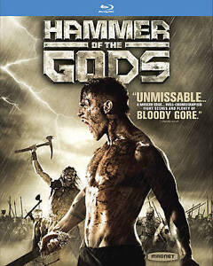Hammer Of The Gods Blu Ray Disc 2013