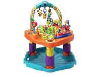 Baby's jumperoo/ playcentre