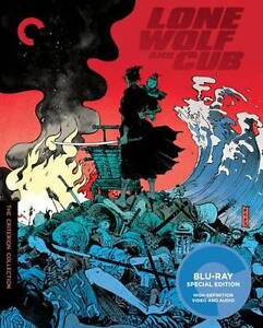 Lone Wolf and Cub (The Criterion Collection) Blu-ray - $84 North Shore Greater Vancouver Area image 1