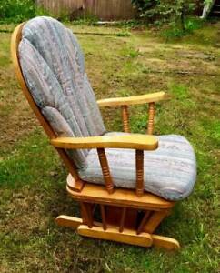 Charming Rocking Chair - $20