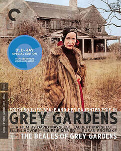 Grey Gardens Blu-ray Disc, 2013, Criterion Collection  - $22.00