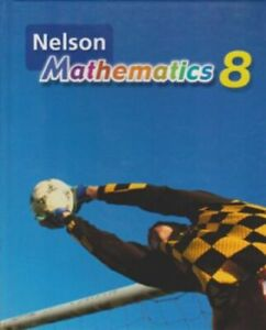 Nelson Mathematics 8 TEXTBOOK
