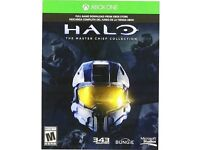 WANTED SWAP - 2 FULL VERSIONS OF MINECRAFT + 8 DLC'S FOR HALO MASTER CHIEF COLLECTION