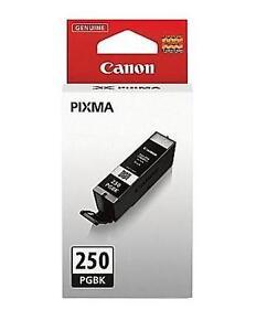 NEW CANON 250PGBK INK CARTDIDGE Canon® PGI-250 Black Ink Tank (6497B001) 105948944