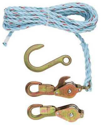 Klein Tools 1802-30 Block Tacklewstandard Snap Hooks