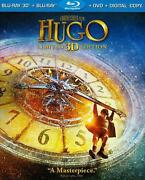 3D Blu Ray Movies Hugo