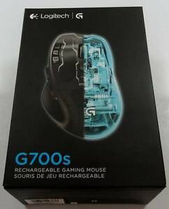 Brand New Logitech G700S Rechargeable Gaming Mouse