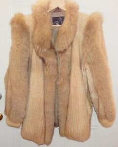 Mink & Fox Jacket