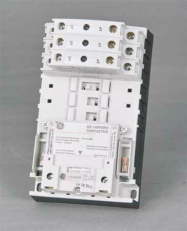 Ge Cr463l60ana 277Vac Electrically Held Lighting Contactor 6P 30A