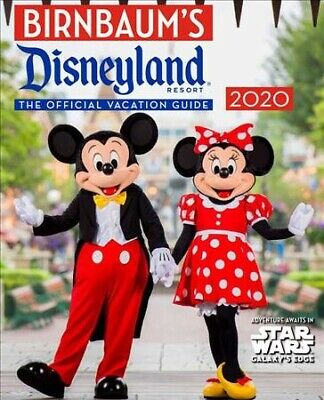 Birnbaum's 2020 Disneyland Resort : The Official Vacation Guide, Paperback by...