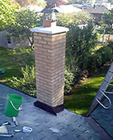 CHIMNEY LINERS, INSTALLATION, CLEANING: (416) 886-4798