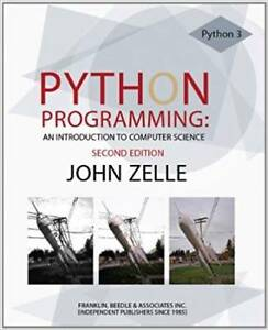 Python Programming: An Introduction to Computer Science 2nd Edit