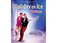 Holiday on Ice at the Brighton Centre on January 04, 2017