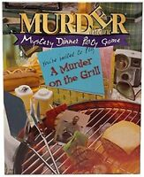 MURDER MYSTERY DINNER PARTY GAMES