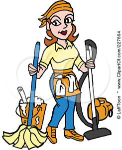 #TelusHelpMeSell Housekeeper Looking For Part-time Work/Clients Kitchener / Waterloo Kitchener Area image 1