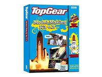 CHILDREN'S ACTIVITY GIFT BOOK: BBC TOP GEAR: MODEL-MAKING KIT V.2