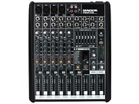 Mackie PROFX8 mixer (solo/duo artists)