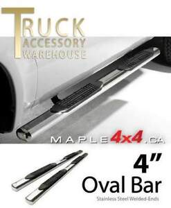 "#NEW 5"" BLACK Oval Nerf side Bars 2009-2017 Dodge Ram 1500/2500/"