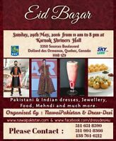 Eid Bazar - Make your festival more festive - 29 May
