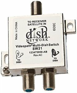 NEW SW-21 SATELLITE SWITCHES FOR BELL AND DISHNETWORK