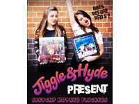 Jiggle & Hyde Present: Sketchy Mother Pluckers