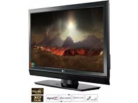 LG 37 Full HD Ready 1080p With Built-in Freeview LCD TV 2 x HDMI not 32, 40, 42 Will deliver locally