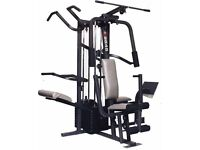 Weider Pro 9645 3 Station Complete Multi Gym Home Fitness
