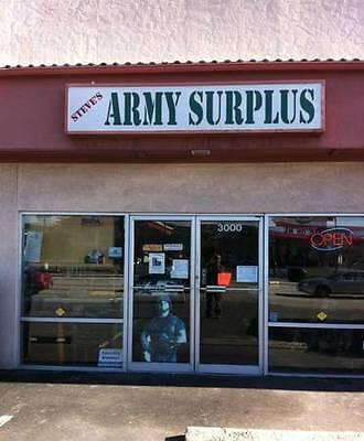 STEVE'S ARMY SURPLUS