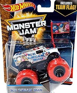 Looking for Hot wheels Monster trucks 1:64 scale